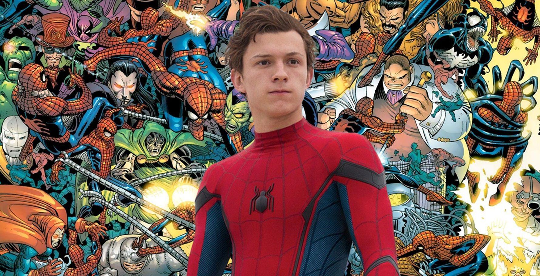 10 Villains Tom Holland's Spider-Man Should Face