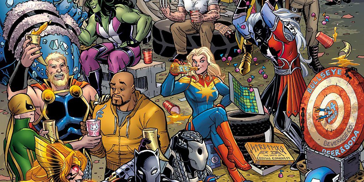 Eclectica Comics - cover