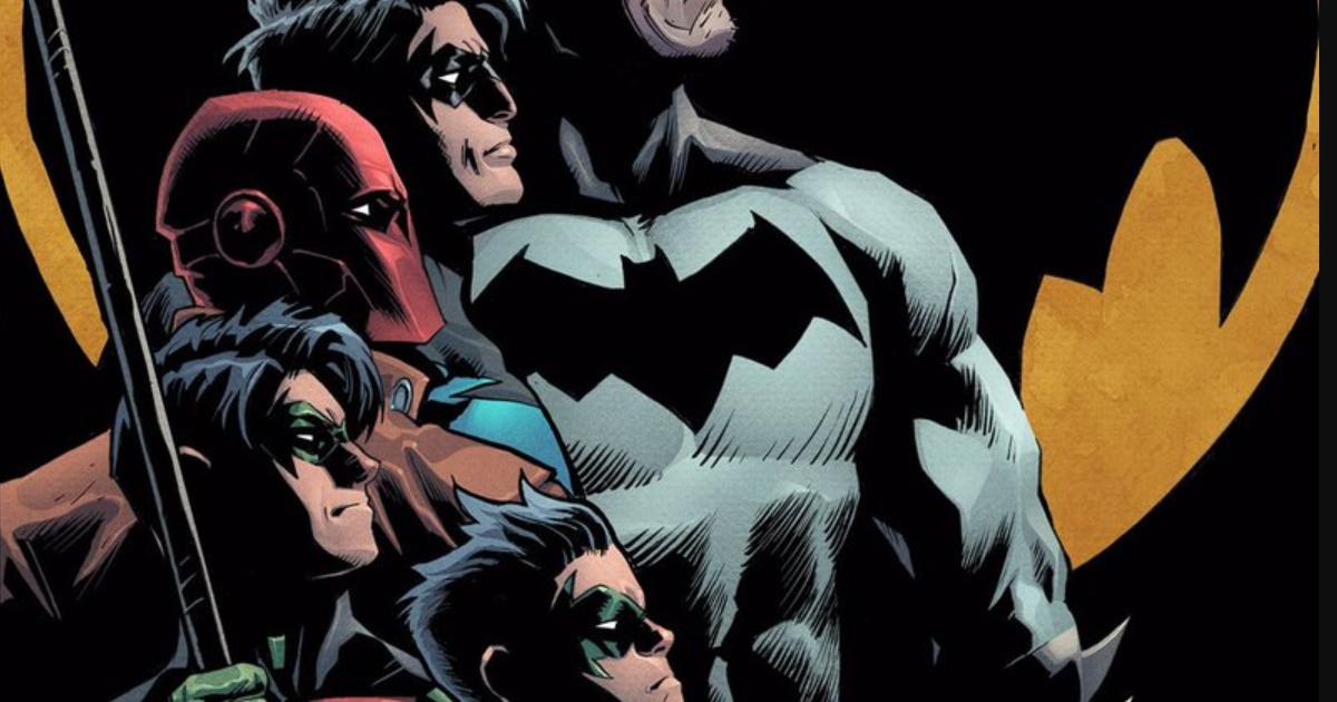 Patrick Gleason's Detective Comics #1000 Variant Is a Familiar Throwback