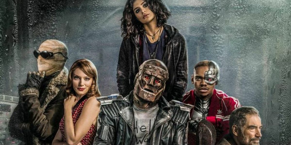 Doom Patrol Photo Reveals A Major DCEU Artifact