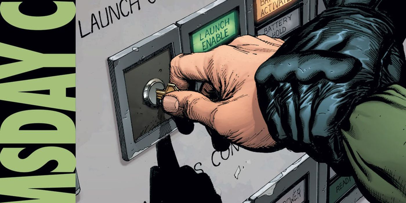Doomsday Clock: Gary Frank Unveils Mesmerizing Issue #11 Teaser Panel