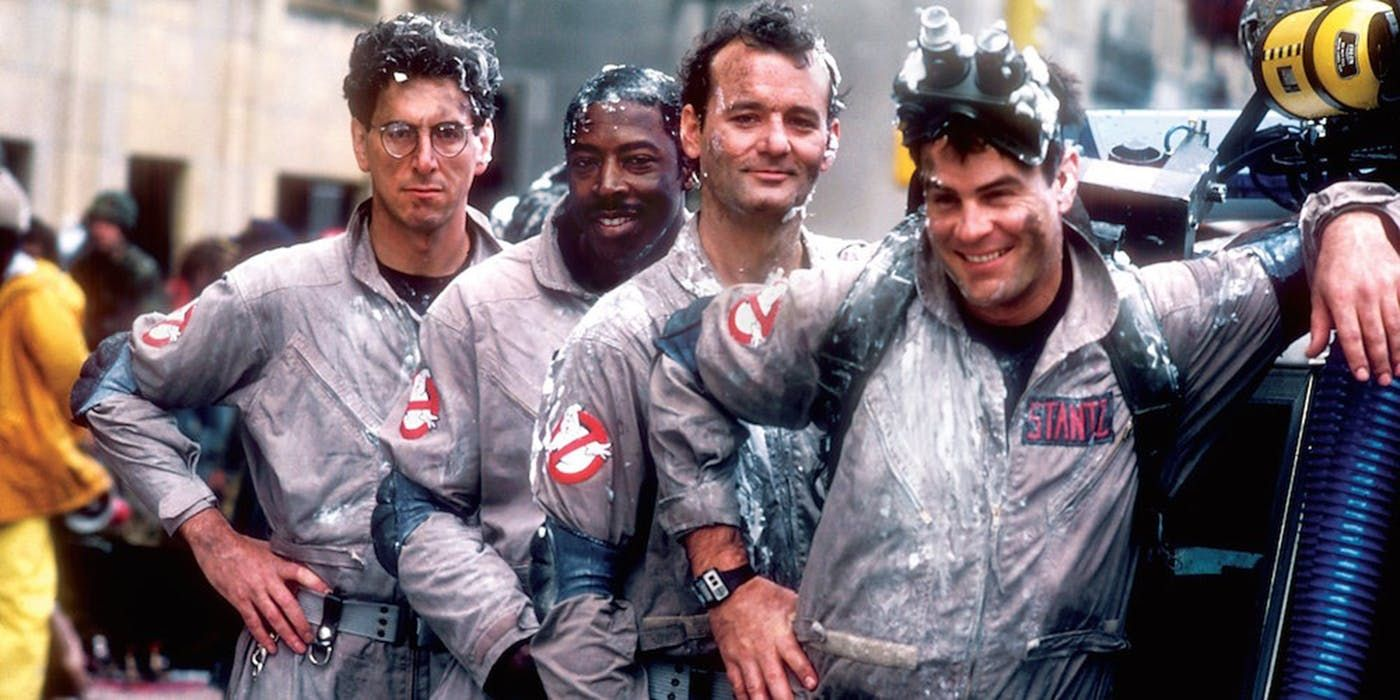 Ghostbusters 3 Character Breakdowns Introduce the Main Cast