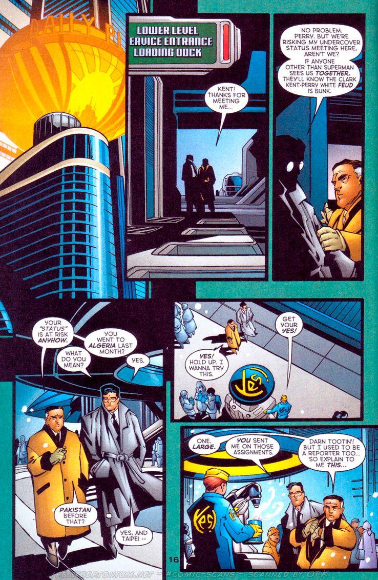 superman 10 cent adventure 1 1 - ¿Qué le pasa a la ropa de Clark Kent cuando se convierte en Superman?