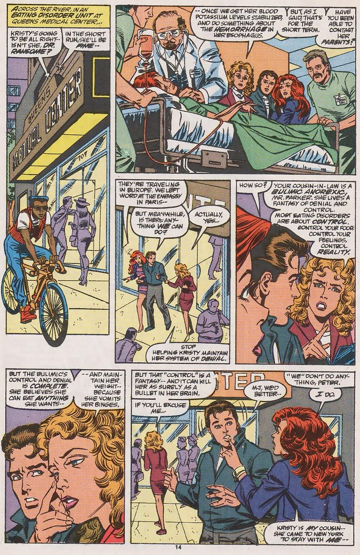 Spider-Man: Whatever Happened to Mary Jane's Cousin, Kristy?