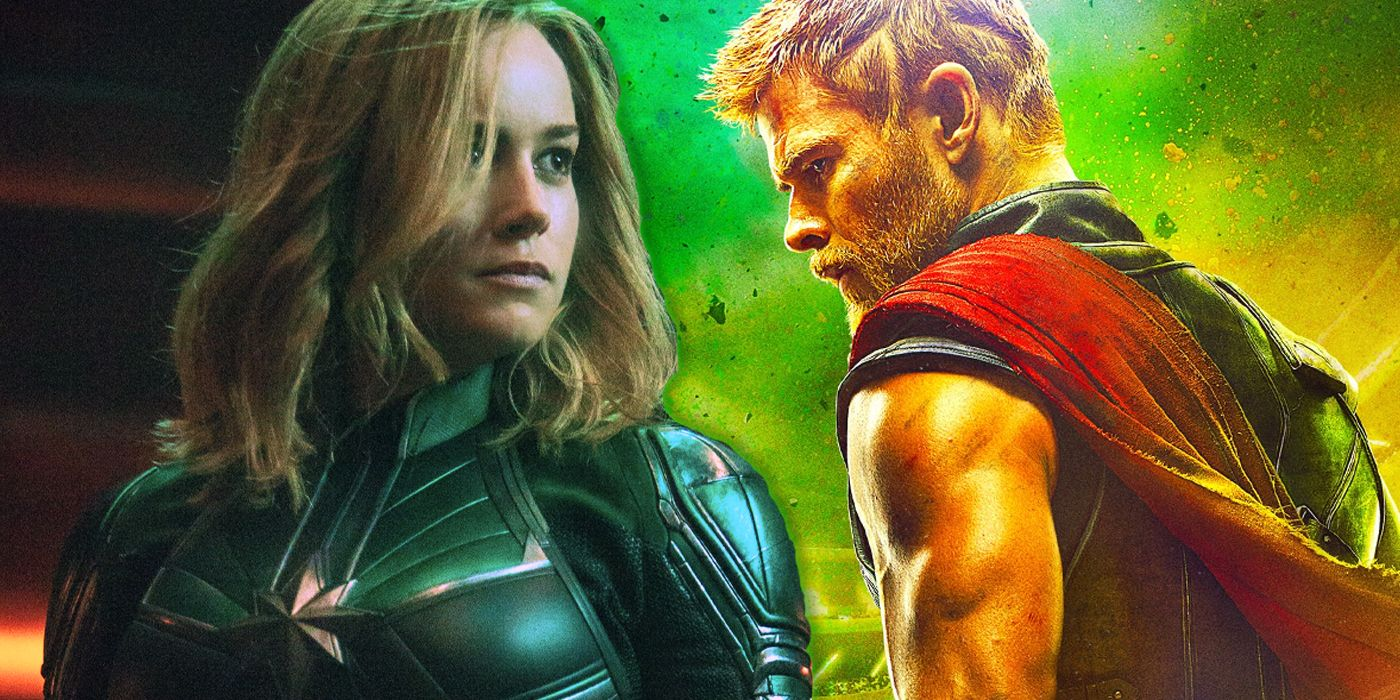 Thor 4's Portman Gives a Mighty Warning After Brie Larson Wields Mjolnir