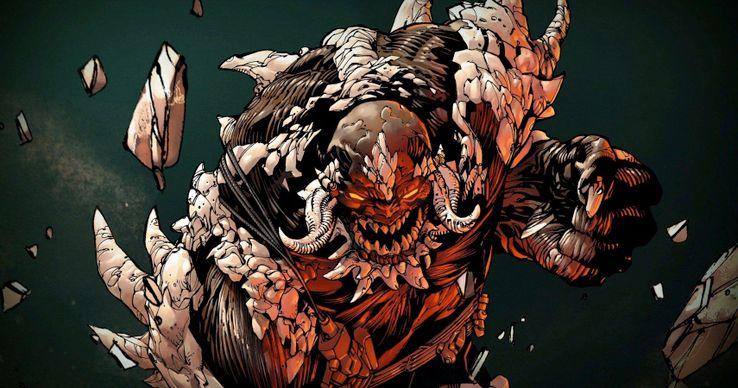 Doomsday - Los 10 peores villanos de Superman