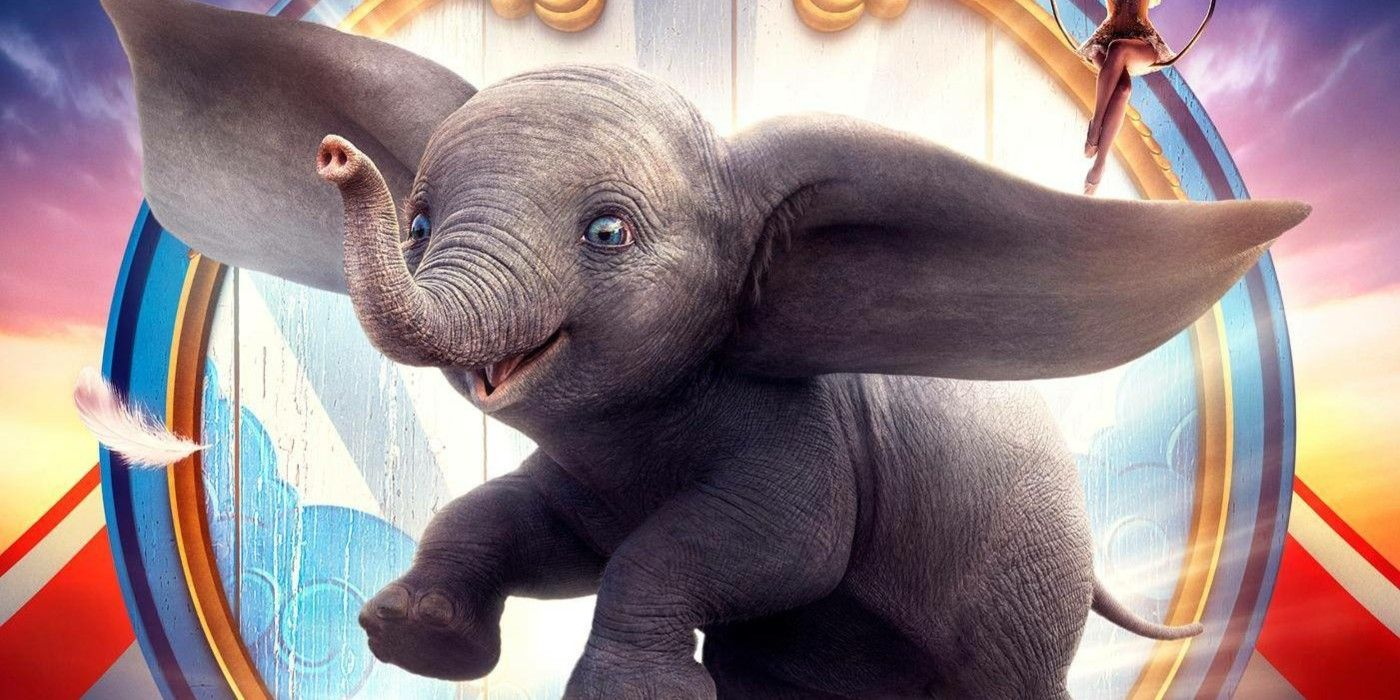 Relax, Dumbo Proves Disney's Live-Action Remakes Are in Good Hands