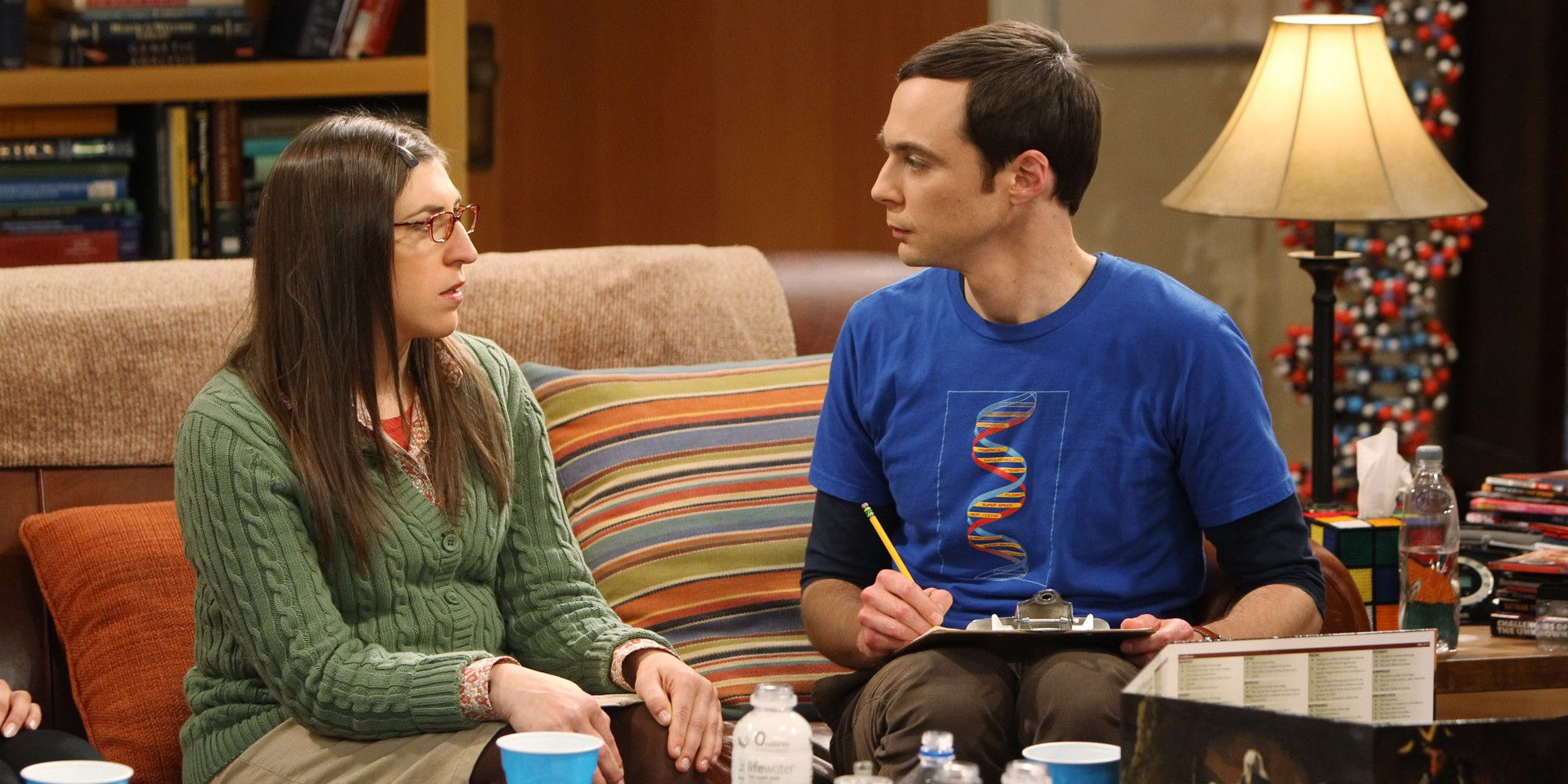 Big Bang Theory: Sheldon & Amy Go After a Nobel Prize - But Will It Work?