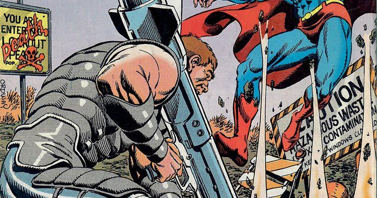Terra Man - Los 10 peores villanos de Superman