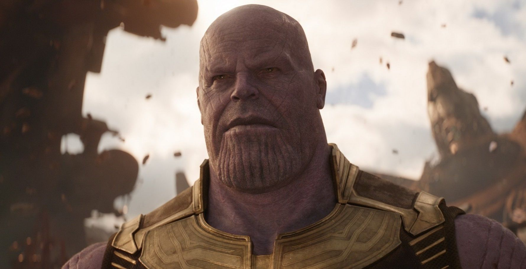 Early Thanos Concept Art Leaned Into Idea of the Titan as a Religious Leader