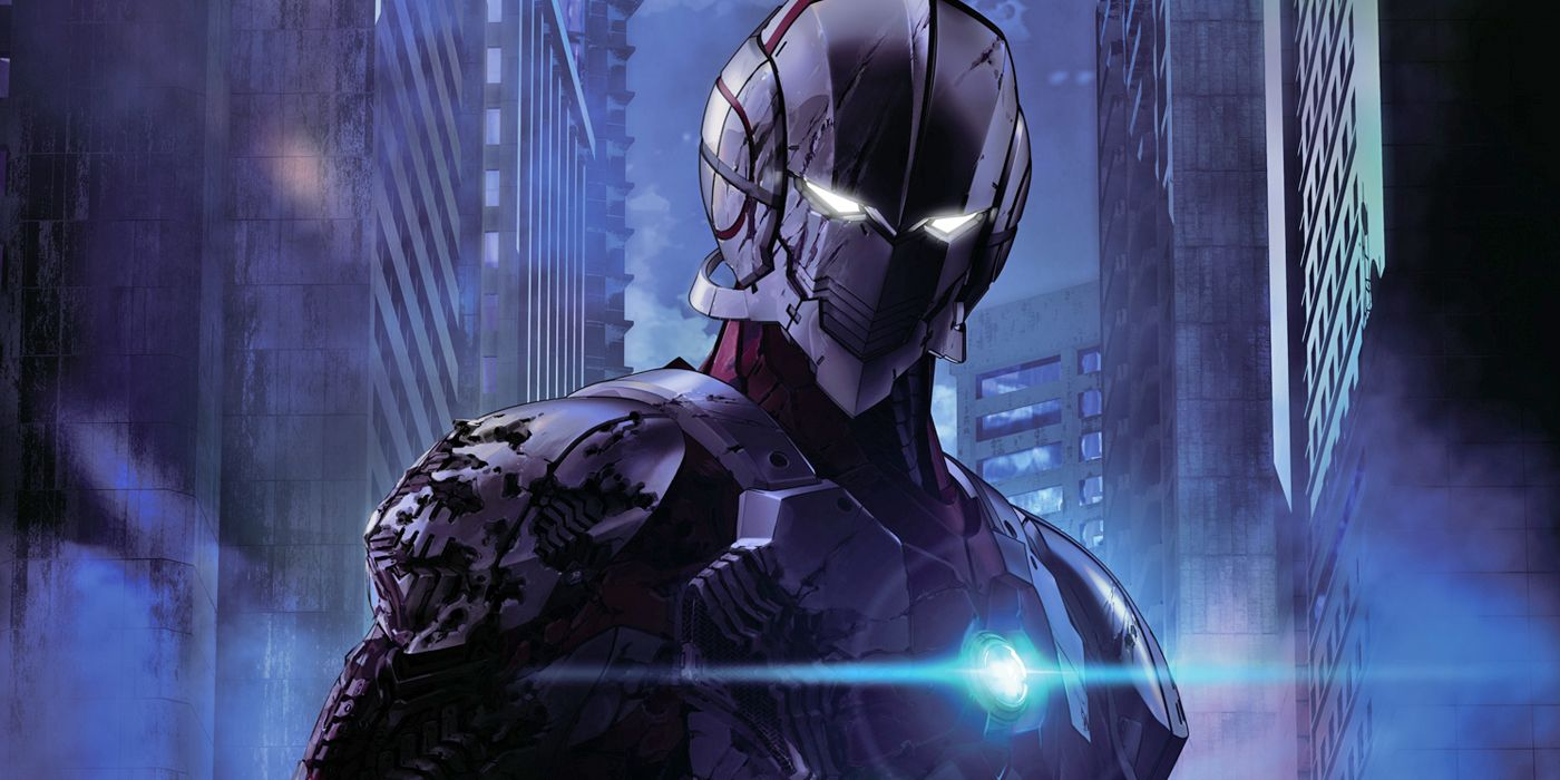 Netflix's Anime Trailer Previews Ultraman, Evangelion and More