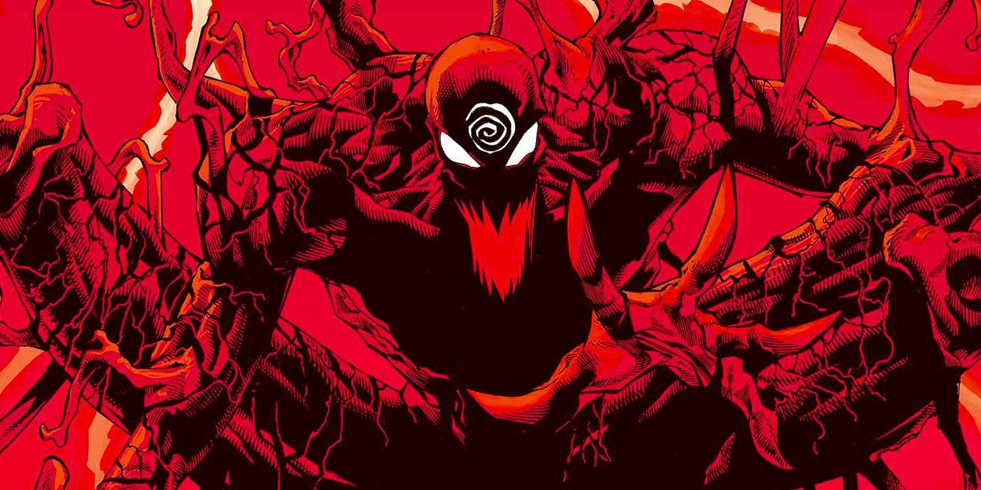 Marvel Debuts First Absolute Carnage Artwork
