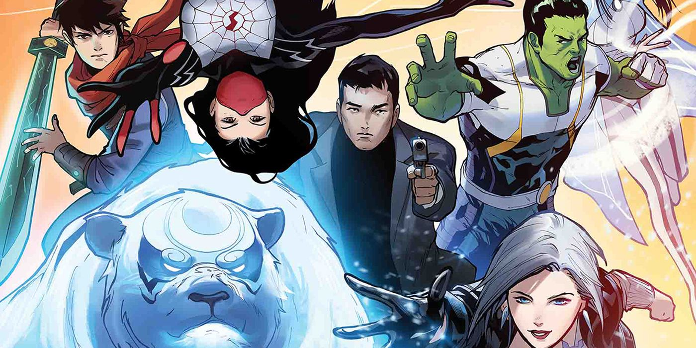 Marvel's New Agents of Atlas to Receive Limited Series in August