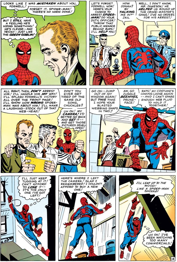 When Was Spider-Man First Wanted By The Police? | CBR