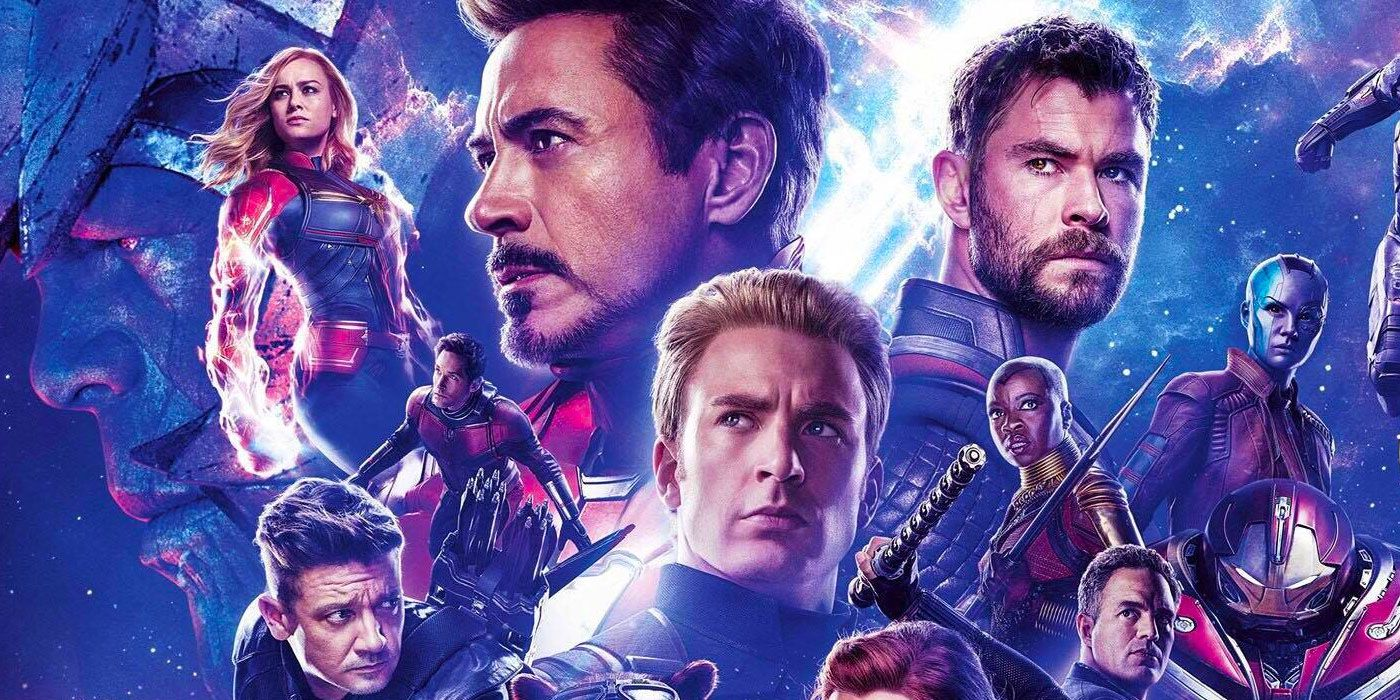 Avengers Endgame Character Posters Honor The Living The Fallen