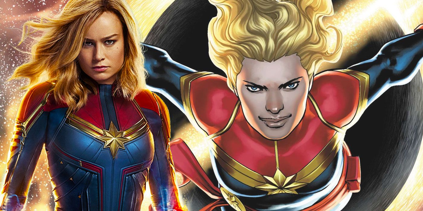 Is Captain Marvel Stronger In the Comics, or the MCU?