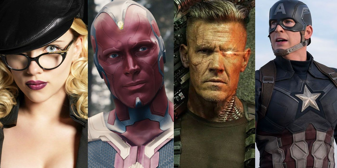 Which Movie Actor Has Played the Most Comic Book Roles?
