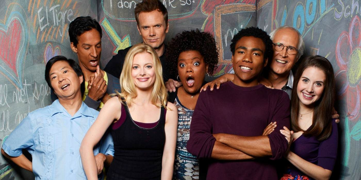 Community May Have Been Science Fiction, Not a Standard Sitcom