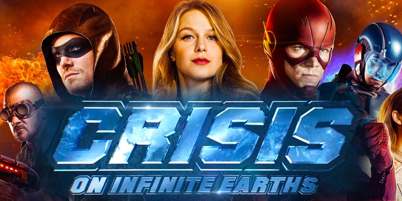 DC TV Is Already Racing Toward Its Next Crisis on Infinite Earths