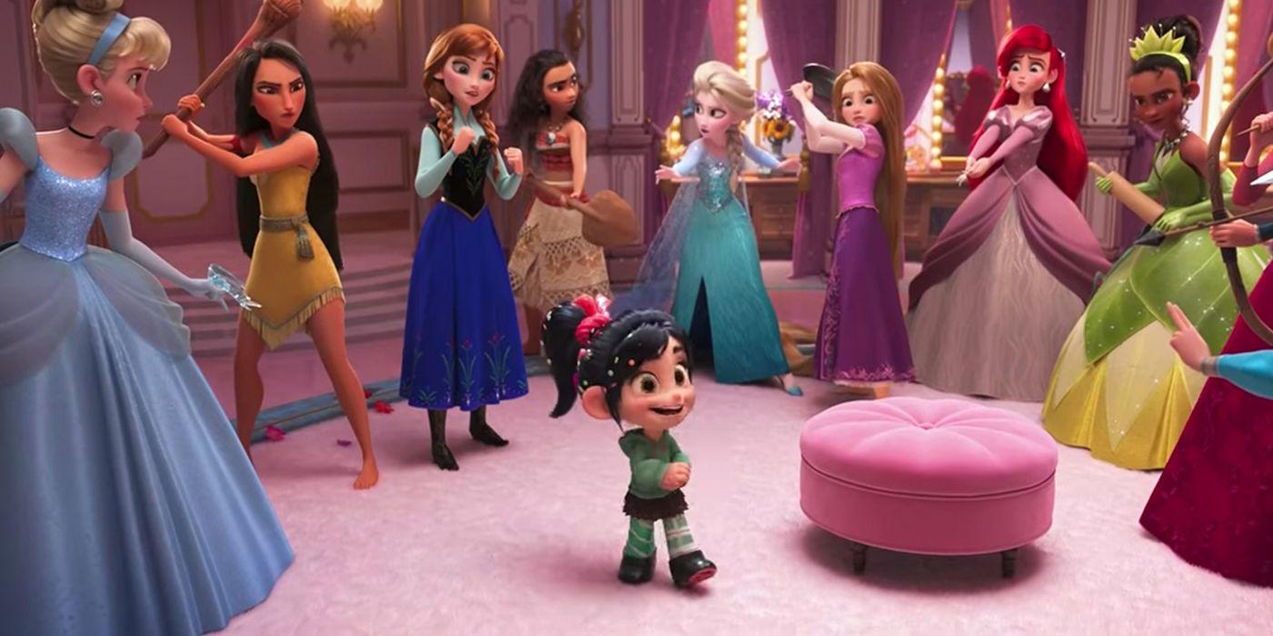 Disney Unveils Anti-Princess Character Influenced by Addams Family, Burton