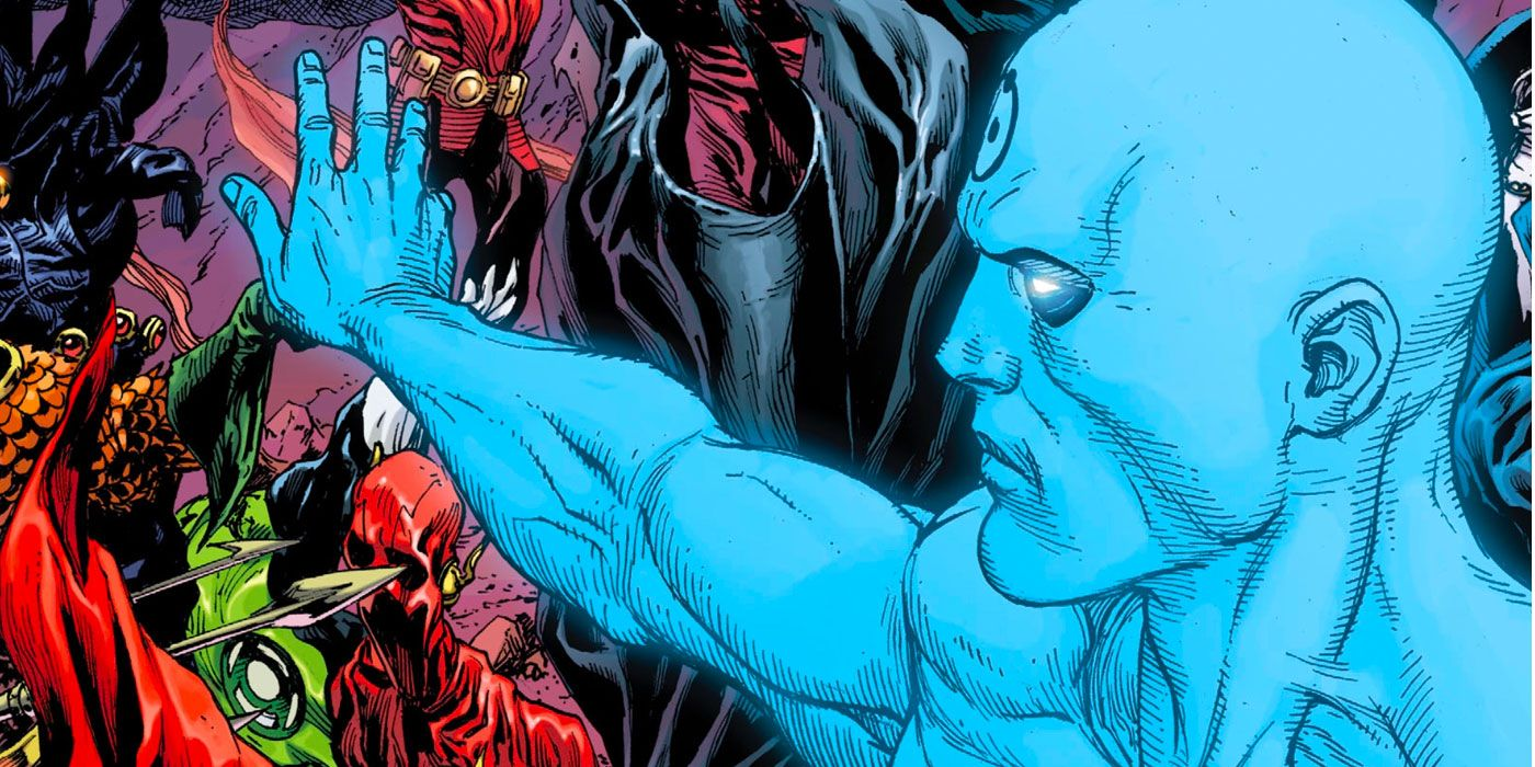 Doomsday Clock May Actually Be the Best Superhero Story Since Watchmen
