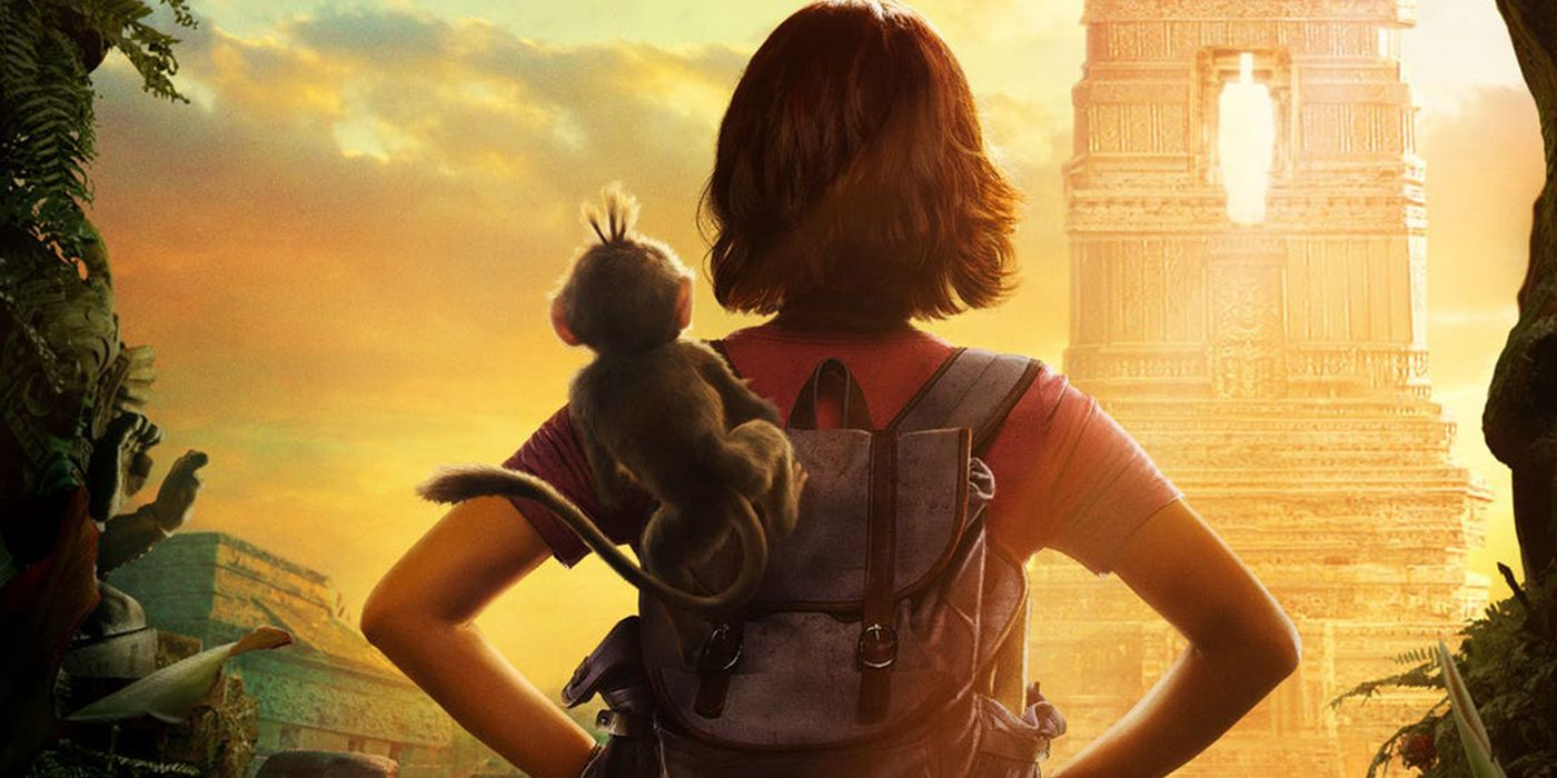 Flipboard: Dora Goes Exploring For the Lost City of Gold