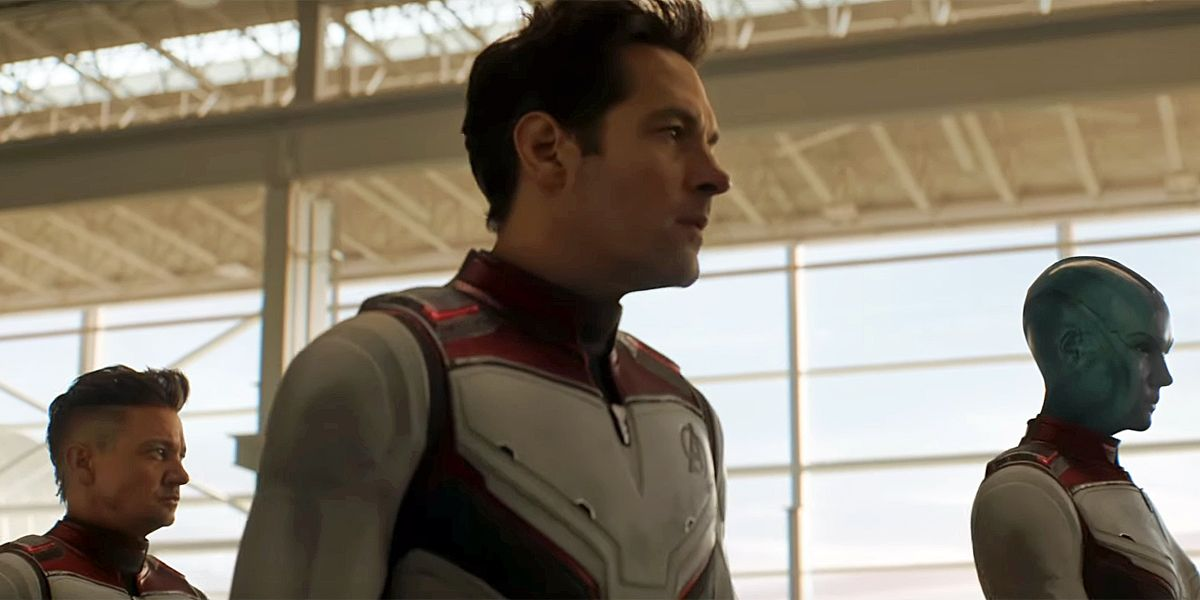 Avengers: Endgame Easter Egg Hints At Scrapped Trip to MCU's Ancient Past