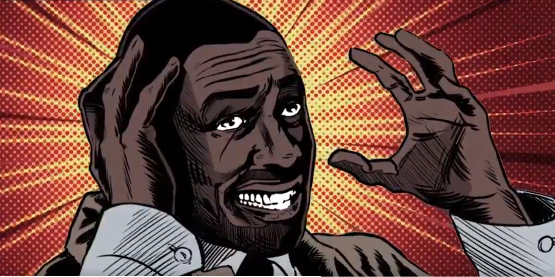 Idris Elba Becomes the 'Impossible Hulk' on Saturday Night Live