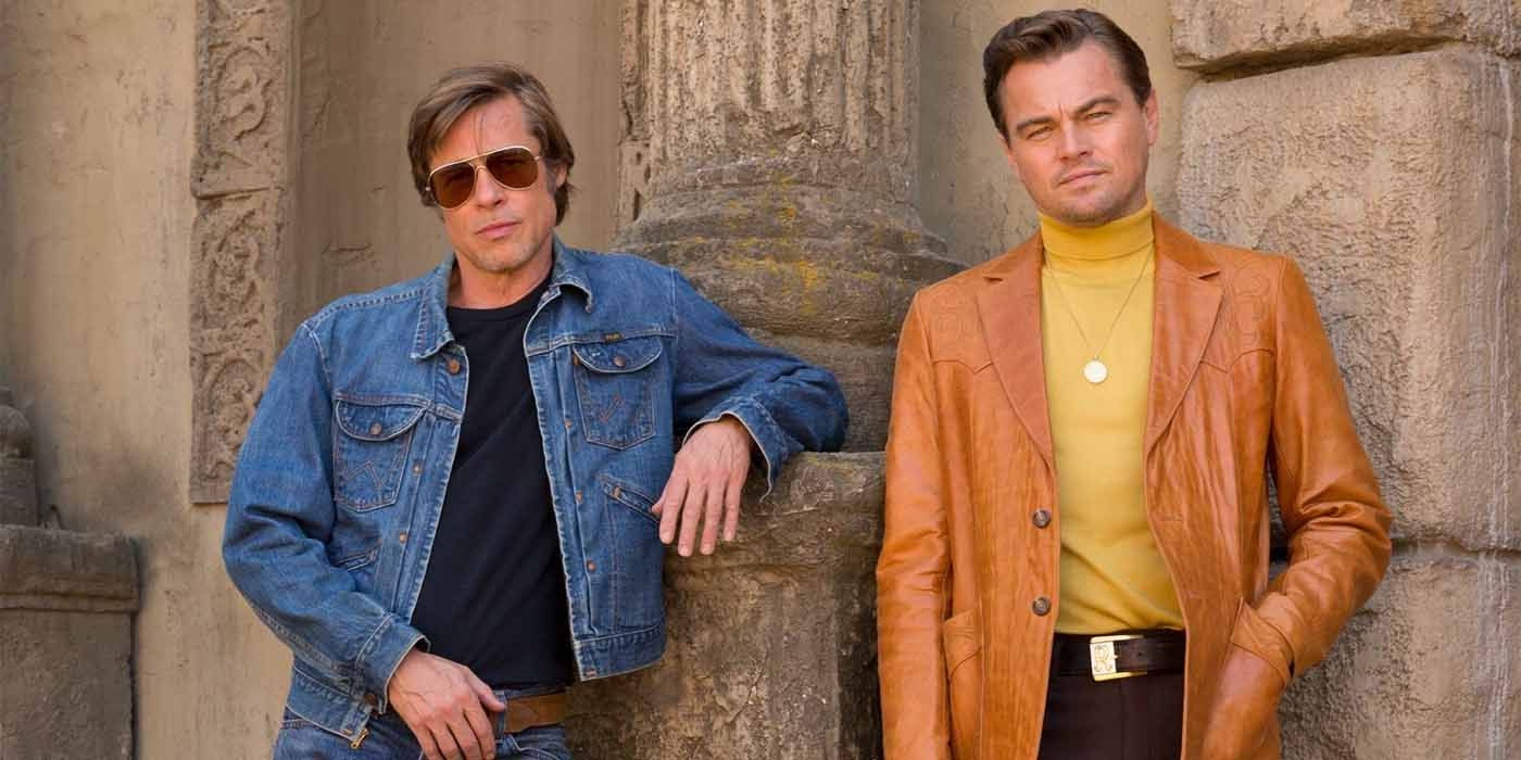 Once Upon a Time in Hollywood Trailer Is a Blast From the Past