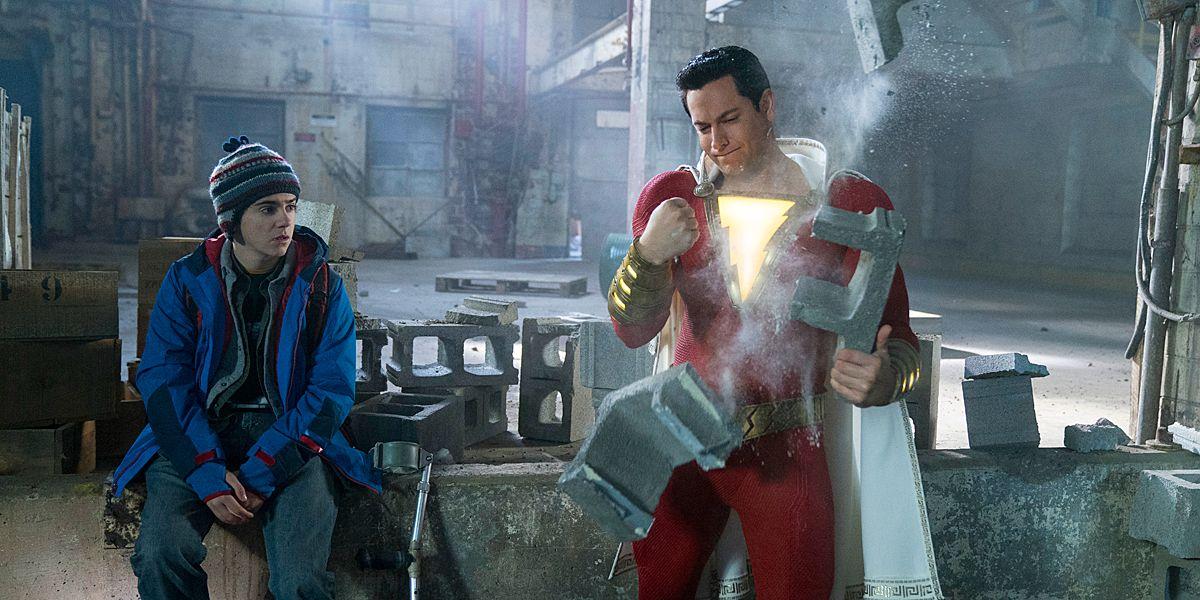 Shazam! Passes Major Box Office Mileston