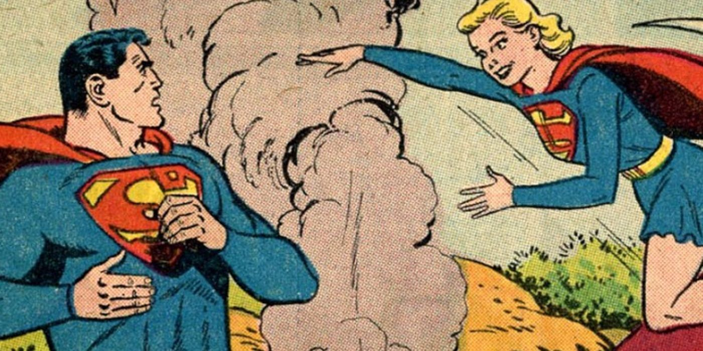 When DC Couldn't Keep Superman and Supergirl's Ages Straight!