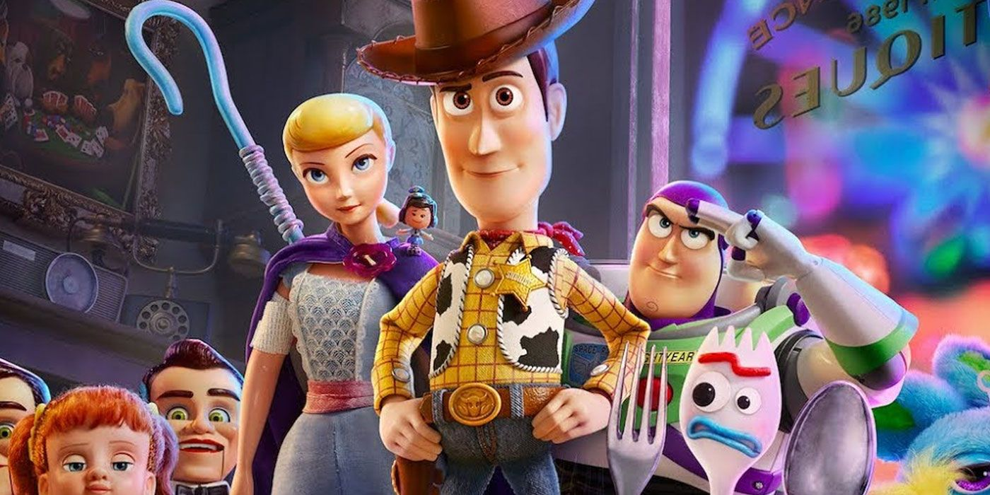Toy Story 4 Finnkino