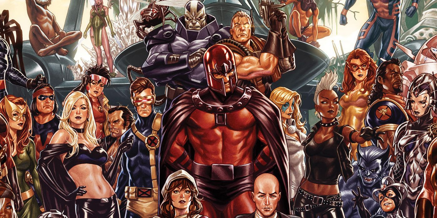 Jonathan Hickman Explains House of X, Powers of X Title Meanings