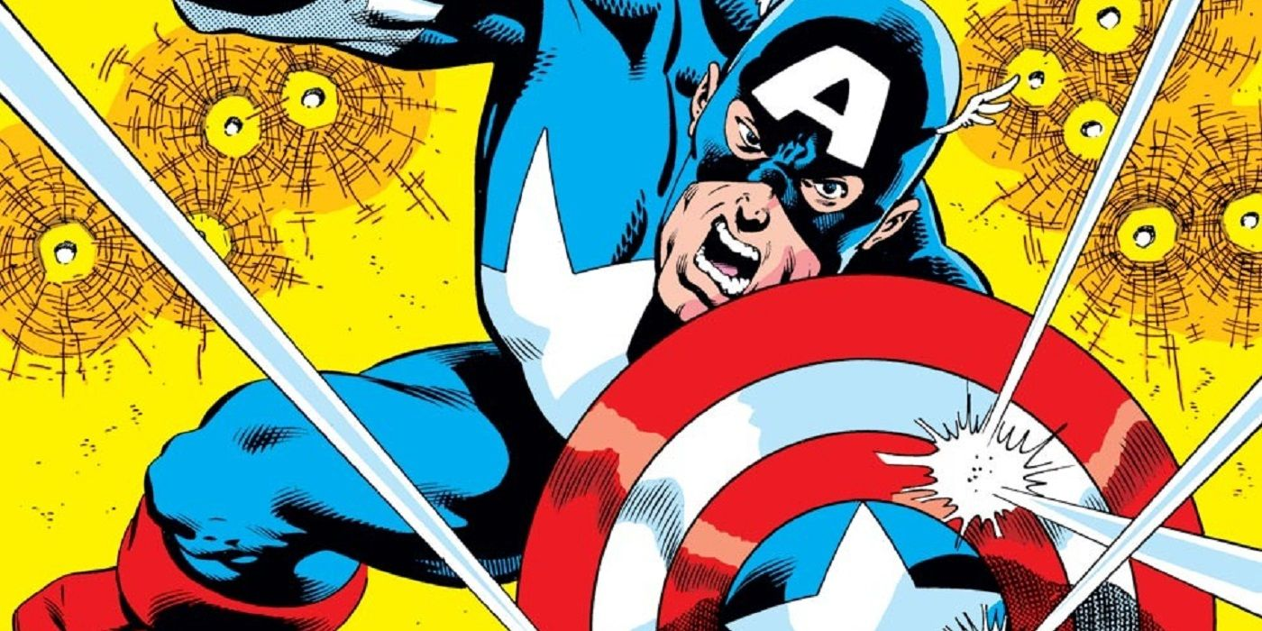 Why Is The Full DeMatteis/Zeck/Beatty Captain America Run Not Collected?