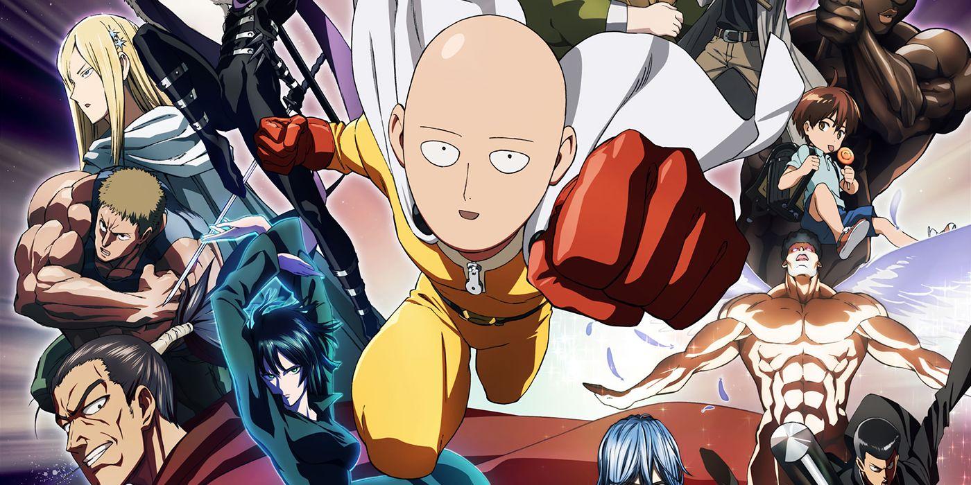 Serien Stream One Punch Man