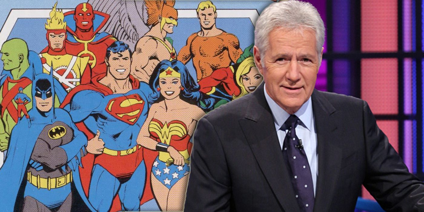 Record-Breaking Jeopardy! Champion Wins on a Justice League Deep Cut