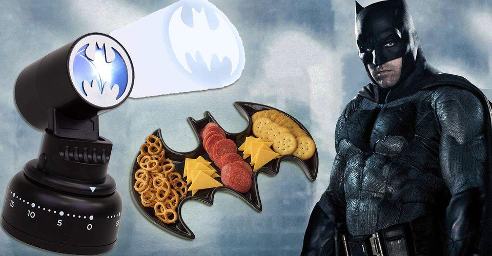 Batman Gifts That Will Make Anyone A Kitchen Dark Knight Cbr