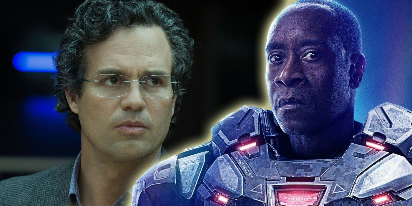 Mark Ruffalo and Don Cheadle Team Up for Earth Day Shirt