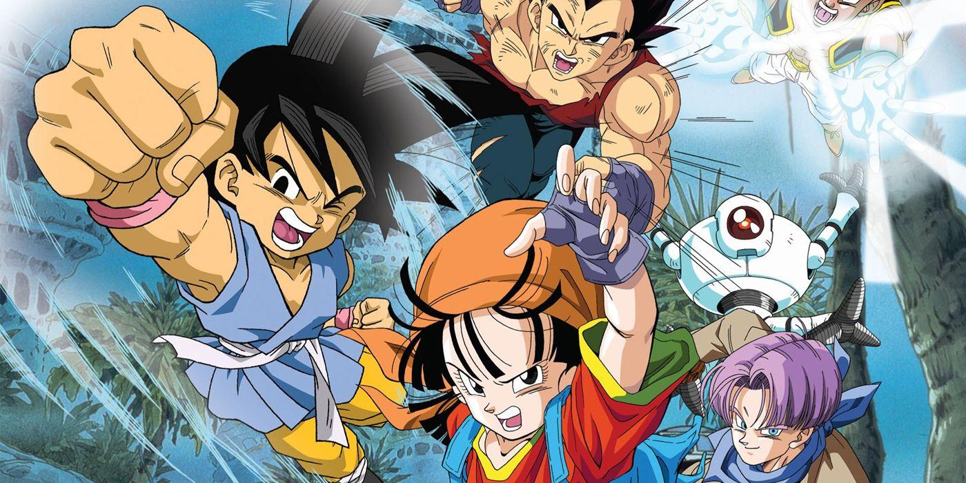 Dragon Ball FighterZ Gameplay Trailer Reveals Dragon Ball GT Goku's Moves
