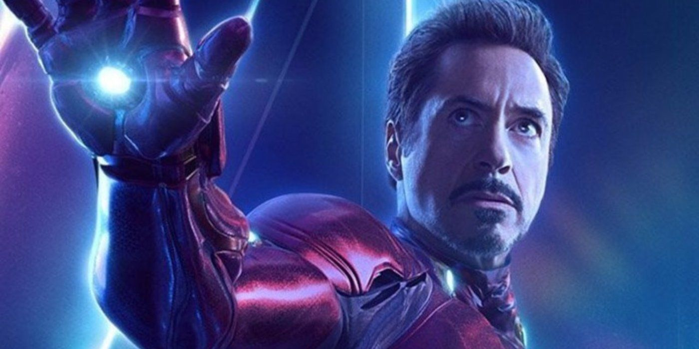 Iron Man Nearly Told Thanos to 'F-ck Off' in Avengers: Endgame
