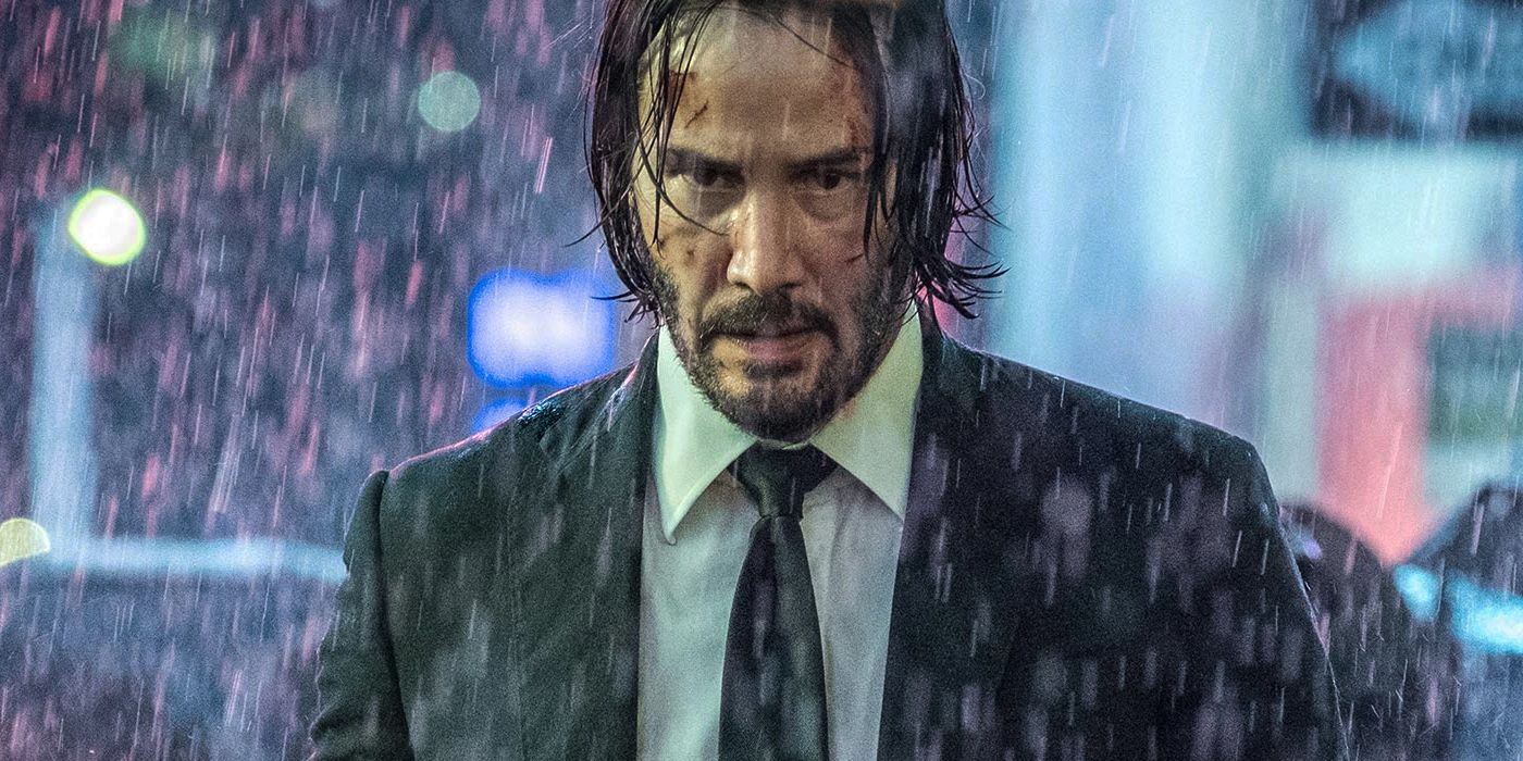 Keanu Reeves Wants to Keep Playing John Wick | CBR