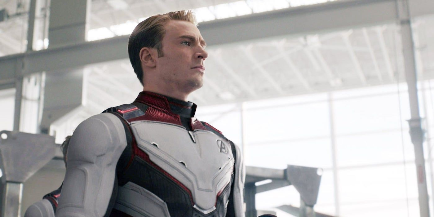 Endgame's Chris Evans Reveals Hardest Part of Playing Captain America