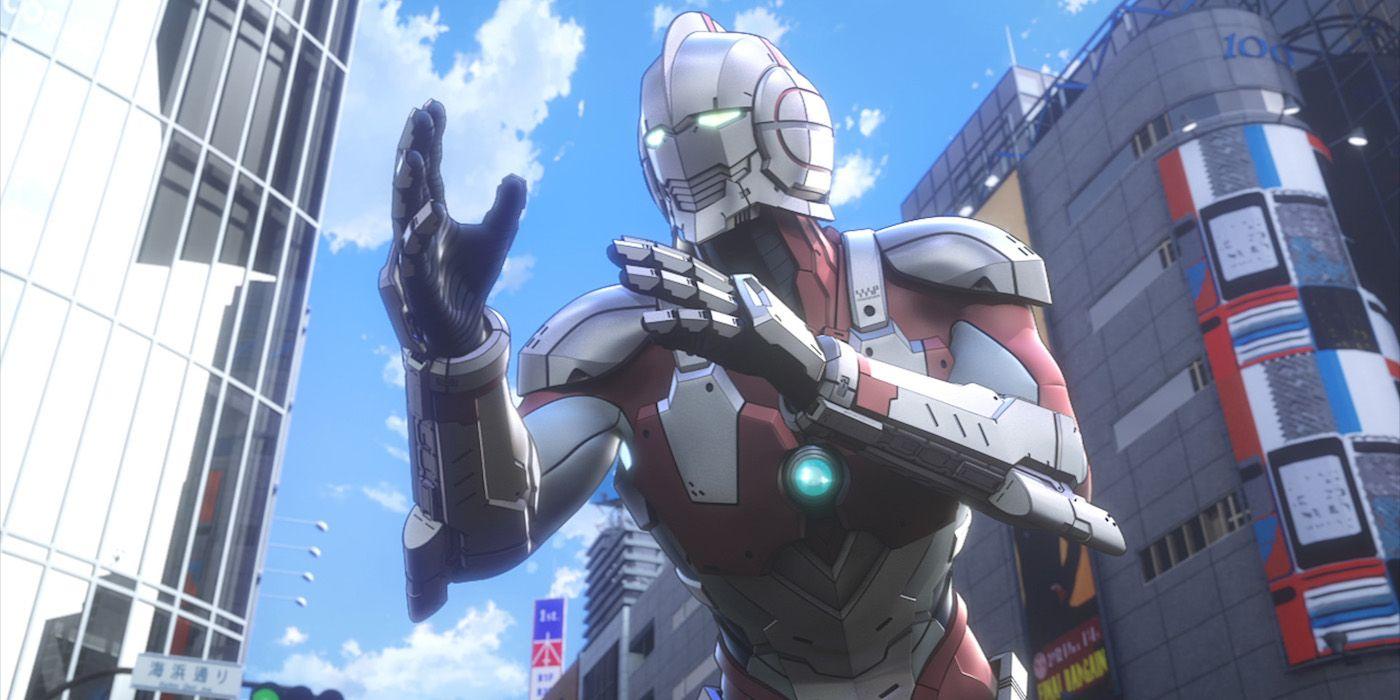 Ultraman: The Netflix Series' Main Changes From the Manga