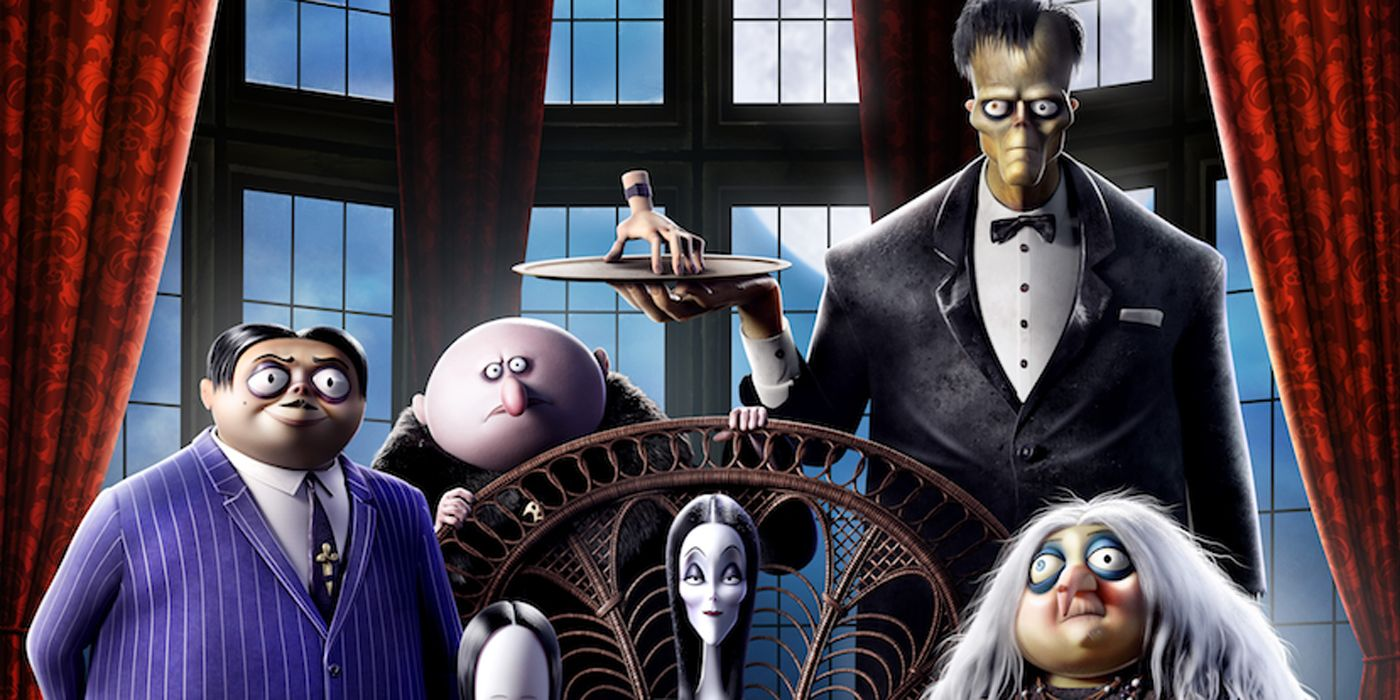 The Addams Family Animated Movie Trailer Released
