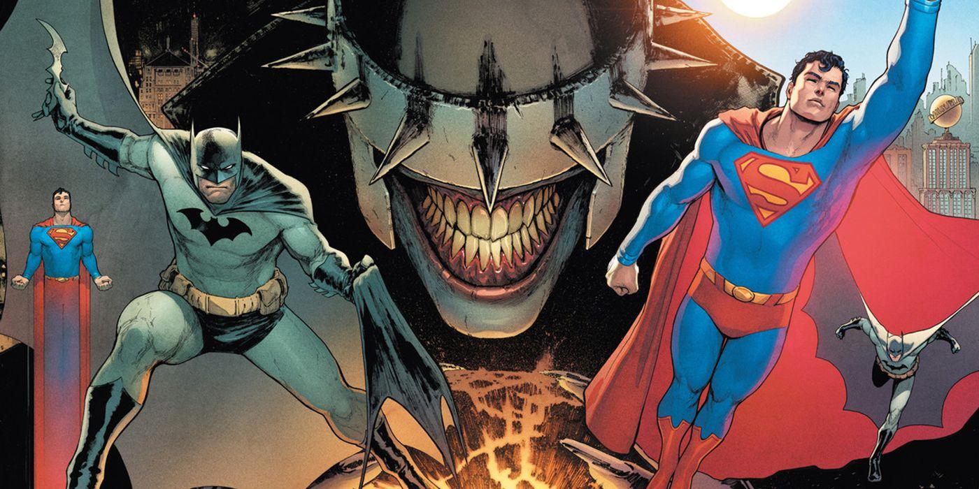 DC's New Batman/Superman Comic Investigates Massive DCU Conspiracy