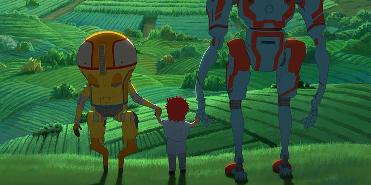 Netflix Announces Eden Anime From Fullmetal Alchemist Director