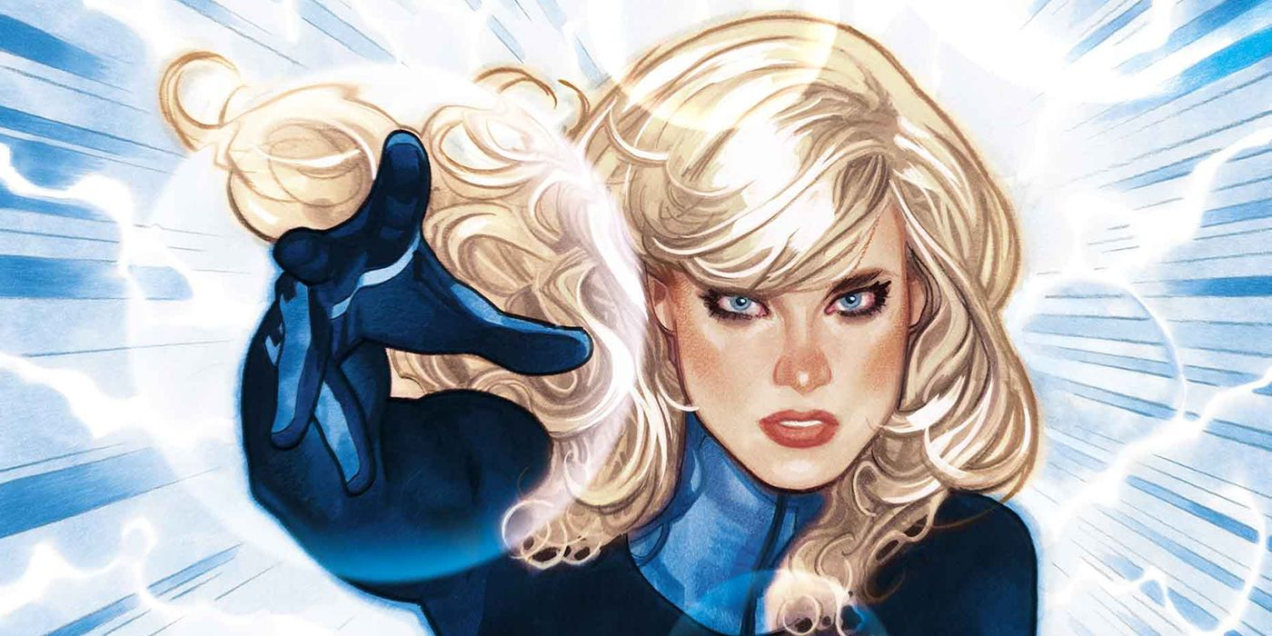 Marvel Announces Invisible Woman Fantastic Four Spinoff Comic