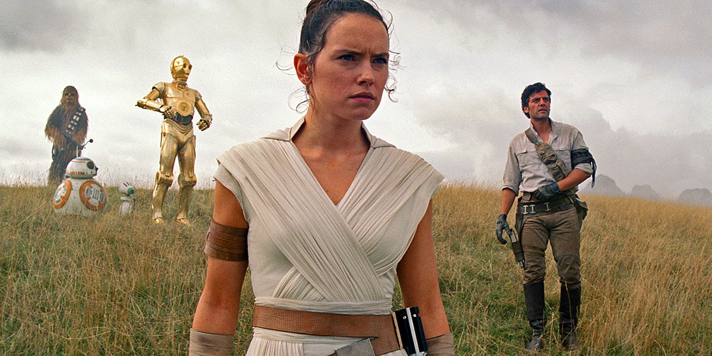 Star Wars: Disney Backtracking on The Last Jedi With The Rise of Skywalker