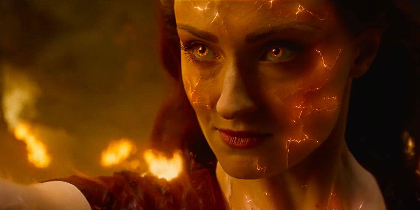 Dark Phoenix: Jean Grey Disintegrates an Opponent in New Photo