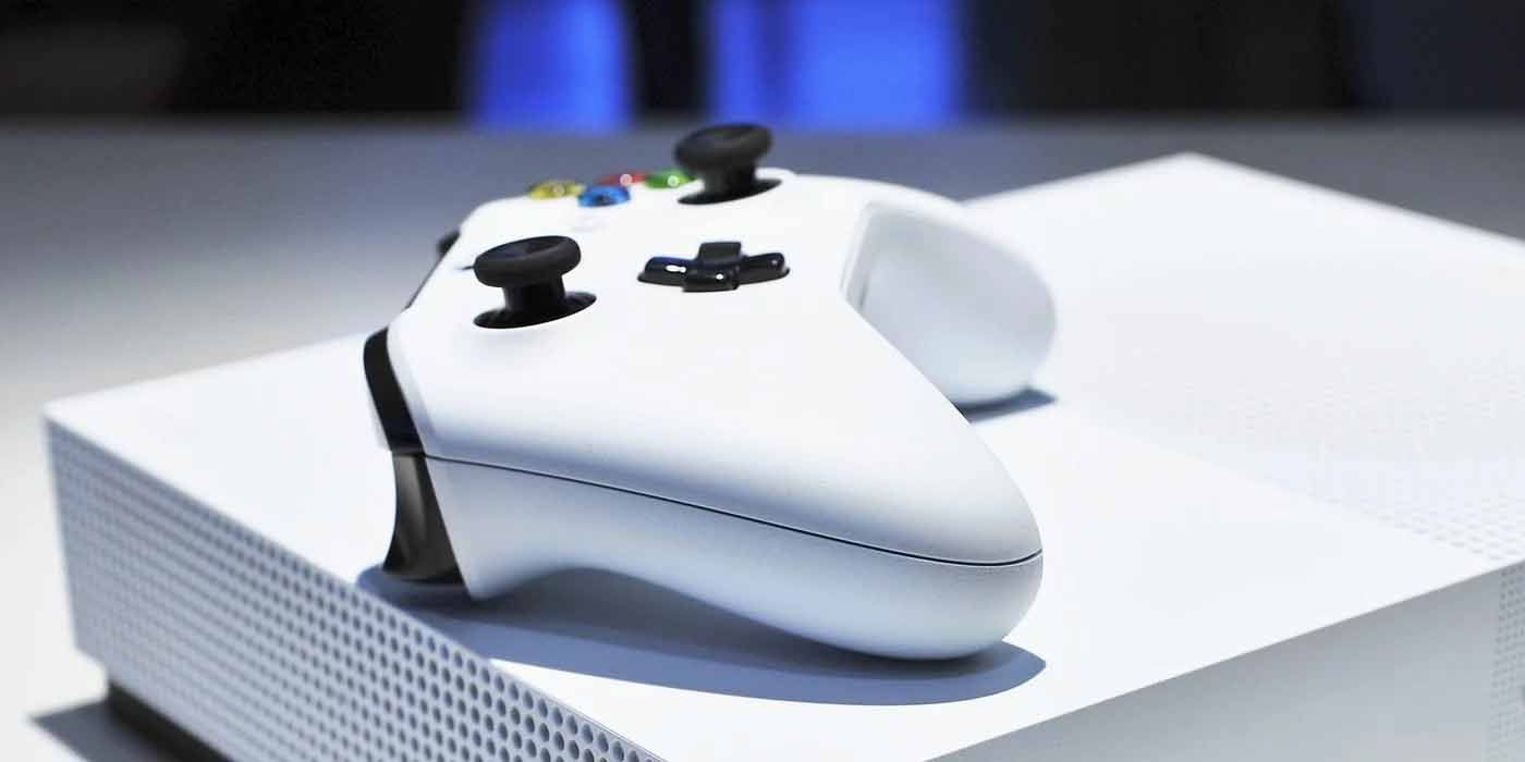 Microsoft Announces Discless Xbox One S